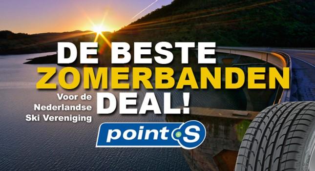 Zomerbanden Nederlandse Ski Vereniging Point-S