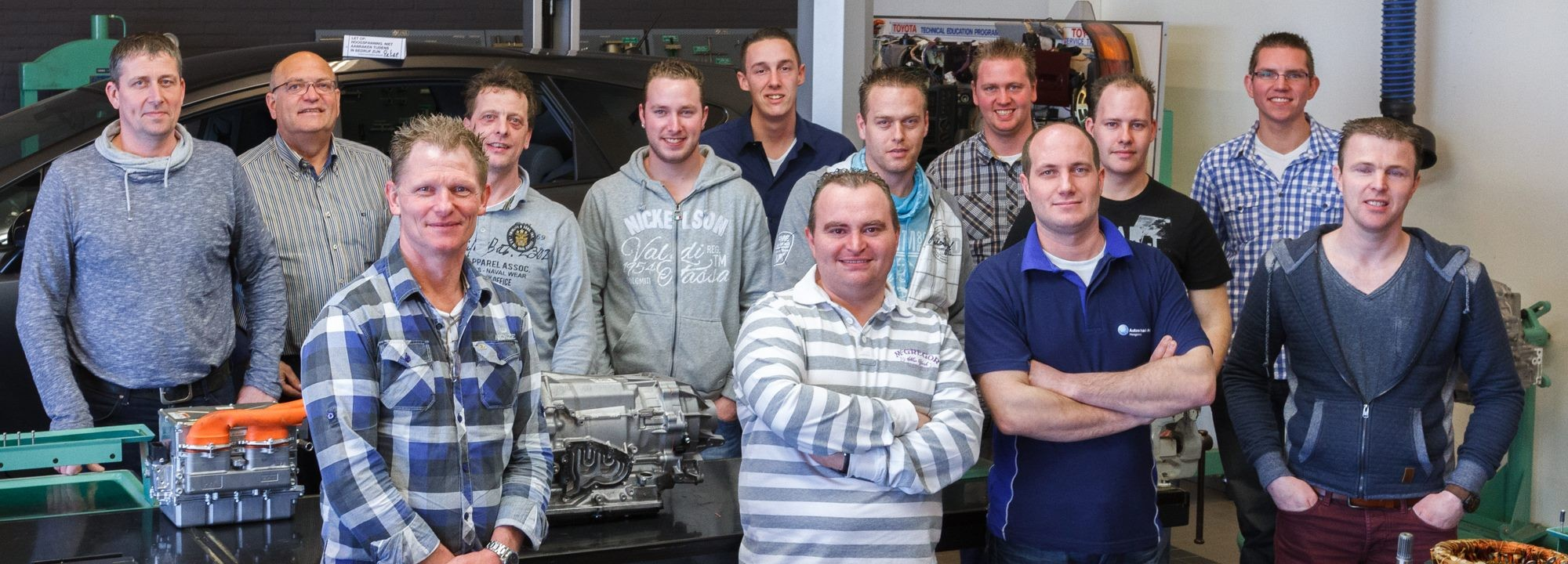 chade Herstel Groep Certificering