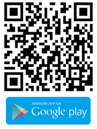 Mobielschademelden.nl Android App QR Code