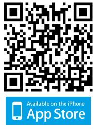 Mobielschademelden.nl iPhone App QR Code